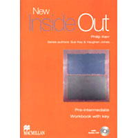 New Inside Out: Pre-intermediate  | Workbook