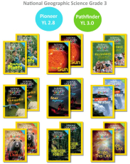 NG Science: Grade 3  | Pioneer Level Library Set (9 titles)