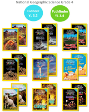 NG Science: Grade 4  | Pioneer Level Library Set (9 titles)