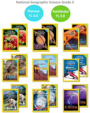 NG Science: Grade 5  | Pioneer Level Library Set (9 titles)