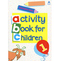 Oxford Activity Books for Children 1 | Activity Book 1