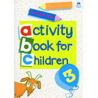 Oxford Activity Books for Children 3 | Activity Book 3