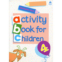 Oxford Activity Books for Children 4 | Activity Book 4