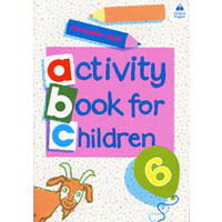 Oxford Activity Books for Children 6 | Activity Book 6