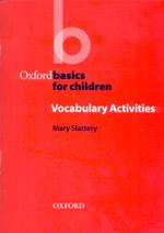 Vocabulary Activities   Vocabulary Activities
