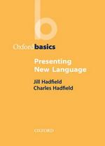 Presenting New Language | Presenting New Language