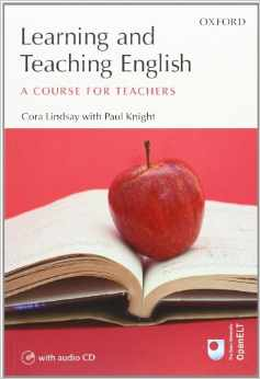 Learning and Teaching English | Paperback with CD