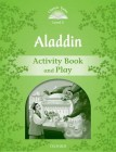Aladdin | Activity Book and Play