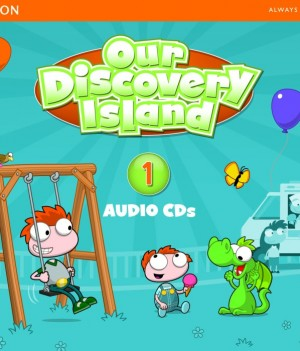 Our Discovery Island 1 |  Japan CDs