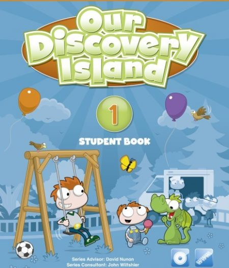 Our Discovery Island 1 |  JapanStudent Book+DVD