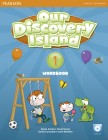 Our Discovery Island 1 |  Japan Workbook+CD