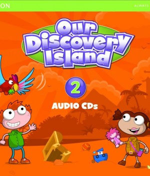 Our Discovery Island 2 |  Japan CDs
