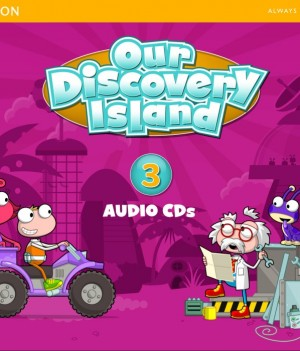 Our Discovery Island 3 |  Japan CDs