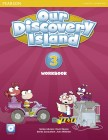 Our Discovery Island 3 |  Japan Workbook+CD