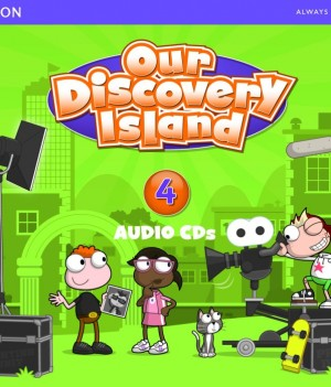 Our Discovery Island 4 |  Japan CDs