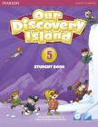 Our Discovery Island 5 |  JapanStudent Book+DVD