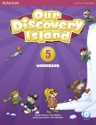 Our Discovery Island 5 |  Japan Workbook+CD