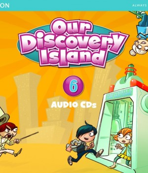 Our Discovery Island 6 |  Japan CDs