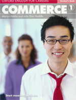 Oxford English for Careers: Commerce 1 | Student Book