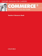 Oxford English for Careers: Commerce 1 | Teacher's Resource Book
