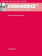 Oxford English for Careers: Commerce 2 | Teacher's Resource Book