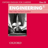 Oxford English for Careers: Engineering 1   Class CD