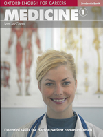 Oxford English for Careers: Medicine 1 | Student Book