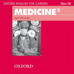 Oxford English for Careers: Medicine 2 | Class CD