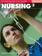 Oxford English for Careers: Nursing 2   Student Book