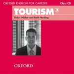 Oxford English for Careers: Tourism 3 | Class CD