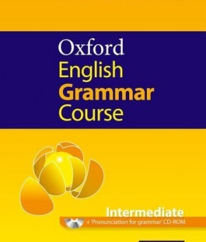 Oxford English Grammar Course: Intermediate | Student Book with CD-ROM (with answers)