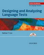 Designing and Analyzing Language Tests  | Handbook