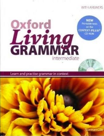 Oxford Living Grammar Intermediate Student Book Pack Etjbookservice