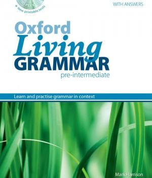 Oxford Living Grammar: Pre-Intermediate | Student Book Pack
