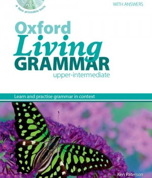 Oxford Living Grammar: Upper-Intermediate  | Student Book Pack