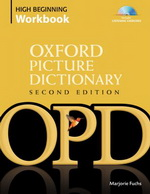 Oxford Picture Dictionary: Second Edition | High Beginning: Workbook Pack