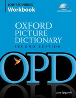 Oxford Picture Dictionary: Second Edition | Low Beginning: Workbook Pack