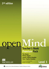 Open Mind 2nd Edition: 1 | Teacher's Book Premium Pack