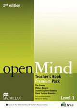 Open Mind 2nd Edition:1 | Teacher'sBook Premium Pack