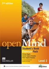 Open Mind 2nd Edition:2 | Student'sBookPremium Pack
