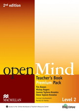 Open Mind 2nd Edition: 2 | Teacher's Book Premium Pack