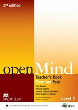 Open Mind 2nd Edition:2 | Teacher'sBook Premium Pack