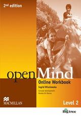 Open Mind 2nd Edition:2 | Online Workbook