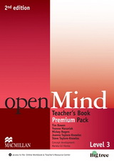 Open Mind 2nd Edition: 3 | Teacher's Book Premium Pack