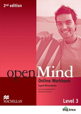 Open Mind 2nd Edition: 3 | Online Workbook