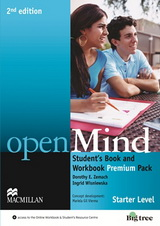 Open Mind 2nd Edition: Starter | Student's Book Premium Pack