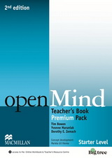 Open Mind 2nd Edition: Starter | Teacher's Book Premium Pack