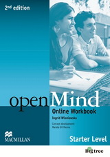 Open Mind 2nd Edition: Starter | Online Workbook