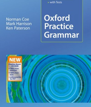 Oxford Practice Grammar: Basic | With Key and Practice-Boost CD-ROM