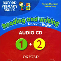 Oxford Primary Skills: American English - Level 1-2 | Class CD